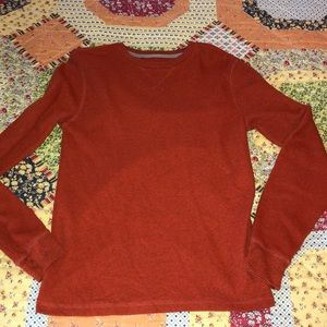 Men's Old Navy thermal top size medium